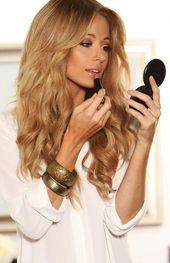 Blond caramel : 22 images de cette couleur envoutante ! – Pattern Zone