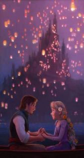 Wall Paper Disney Tangled Lights 57 Ideas
