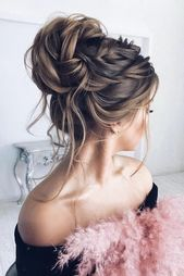30 best Elstile wedding hairstyles ❤️ We have some styles to be perfect insp …