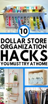 Sewing Room Organization Ideas Hacks Dollar Stores 70 Best Ideas