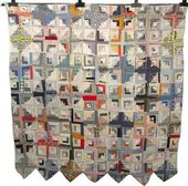 43+ best Ideas for patchwork quilt vintage log cabins