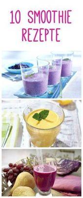 Saudável nunca foi tão gostoso: você precisa conhecer estas 8 receitas de smoothies!   – diät