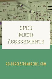 Utilizing fast assessments to assist decide a college students math skills.  Grades Okay-8…