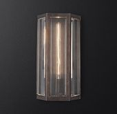 Chevalier Sconce Sconces Rh Modern Exterior Lighting