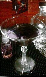Tödliches Kuss-Rezept   – Cocktails