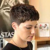 Les coiffures pixie courtes les plus populaires pour les femmes   – 2019 Kurze Frisuren (handverlesene Frisuren)