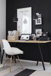 Erstellen eines stilvollen Arbeitsbereichs: Modern…