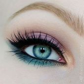 originelle Make-up-Ideen für blaue Augen originelle Make-up-Ideen …   – uncategorized
