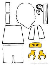 Schablone zum Bedrucken von Karton – #bedrucken #k…