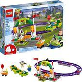 Amazon.com: LEGO | Disney Pixars Toy Story 4 Carnival Thrill Coaster 10771 Bausatz, Neu 2019 (98 Teile): Spielzeug und Spiele   – Wish List for Les Enfants (L)