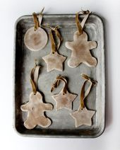 15 Festive Salt Dough Ornaments to DIY This Season