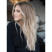 Photo of Ashy Blonde Balayage