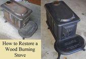 DIY Restore a Wood Stove