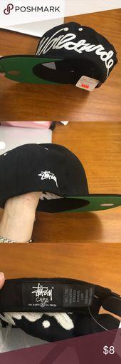 NWT Stussy Winter Baseball Cap schwarz und grün Stussy Special schwarz und grün … – My Posh Picks