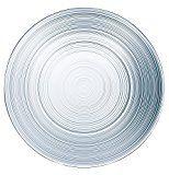 Arc International Set of 6 Dinner Plates 10.5 inch Clear