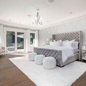 13+ Best Gray Bedroom Ideas #graybedroomideas gray bedrooms ideas, gray decor be…   – Bedroom Design Ideas