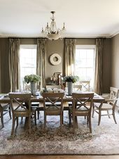 Getting Organized In February Dining Room Inspiration Home