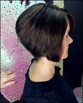 15+ Schöne Kurze Haarschnittideen für Damen #haare #haarschnitte #frisuren #kurze #kurzehaare…