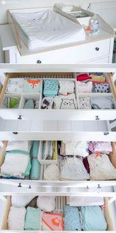 Bei Maikes Hausbesichtigung wird ein multifunktionales Babyzimmer eingerichtet   – Baby