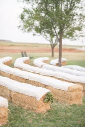 Land Hochzeitsideen country wedding ideas