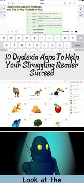 10 Dyslexia Apps To Help Your Struggling Reader Succeed – Technology