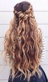 Braiding styles for long, thick hair, #thick #braiding styles # for #hair #long