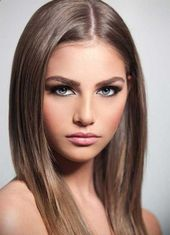 30 light brown hair color for a cool and charming look