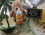 Baby Shower Haul Vintage Winnie the Pooh Baby Shower. Backdrops can be used for more then just St...