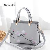 Nevenka Girls Bag Zipper Purse Flower High quality Luggage Nationwide Type Tote Girls …