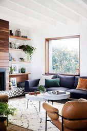 Welche Farbe passt zu Braun? Farbkombinationen für Wohnzimmer & Co. – Wohnen