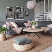 40 besten kleinen Wohnzimmer Ideen mit skandinavischem Stil – Wohnaccessoires Blog
