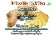 Remedio natural para la INFECCION de OIDOS #remedios #remedioscaseros #remediosn…