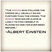 Zitat des Tages: Albert Einstein über Leadership & Independence