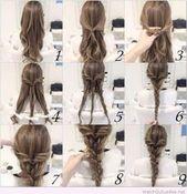 Wellenförmige Frisuren | Promi Frisuren Langes Haar | Abend Hochsteckfrisuren für kurze Haare 20190707 - 7. Juli 2019 um 14:37 Uhr