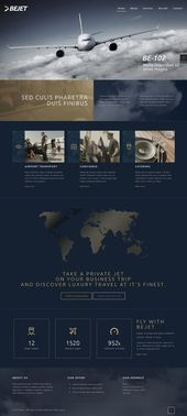 ¡Temas de WordPress para cada tipo de sitio web de NEGOCIOS! – #Art #BUSINESSWebsite #f …  – Website Design