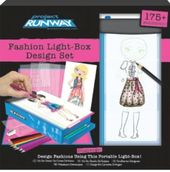 Fashion Angels Project Runway Travel Fashion Design Light Box Fashion Angels Travel Style Design