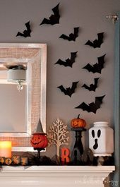 54 Awesome Halloween Home Decor That are Perfect for This Year