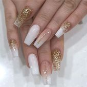 Extraordinary And Tremendous Stylish Gel Nails Designs