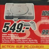 Someone uploaded an approximately 20-year-old Media Markt brochure to the pr0gramm image board. The offers seem like from another time.