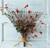 What kind of original decoration can you make yourself in the fall?
