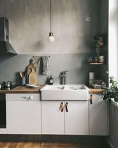 Our white kitchen in Berlin. cooking inspiration …