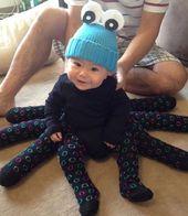 30 Costume de carnaval pour bébé lui-même fait des idées que vous allez aimer   – Baby Faschingskostüm selber machen