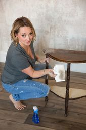 5 Tipps zum Vorbereiten Ihrer Möbel für das Malen