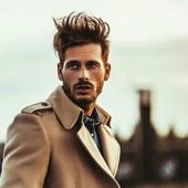 Men's Hair Styles #1054