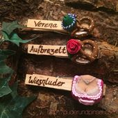 Violetta – Wir ♥ Dirndl in Schwarz