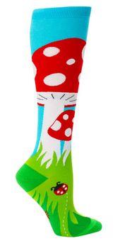 Chinese Crested Dog Red Pattern Men-Women Adult Ankle Socks Crazy Novelty Socks