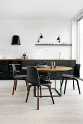 Black and matt: the most beautiful kitchen ideas and pictures – Küchenfinder