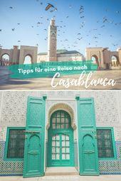 Tolle Tipps für Casablanca