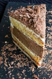 Pastel de chocolate   – Kuchen