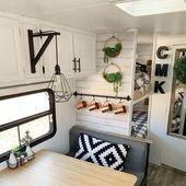 17 Amazing RV Camper Remodel – husbilsliv